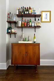 Floating Bar Cabinet Best 25 Bar Shelves Ideas On Pinterest Industrial Shelves Diy