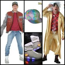 Marty Mcfly Halloween Costume Bud Duo Costumes Halloween Costumes Blog
