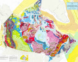 Map Of Vancouver Canada 21 1 Geological History Of Canada Physical Geology