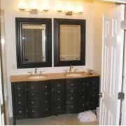 Shaped Bathroom Mirrors by Bathroom Good Black Bathroom Mirrors To Complement Bathroom