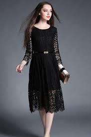 22 simple women knee length dresses u2013 playzoa com