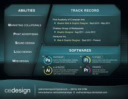 graphic design resume examples 2012 game design resume free resume example and writing download this is my third design for my resume inspired by game user interfaces i use