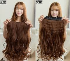 hair extensions styles quality 4 color hair styling clip in hair extension wholesale