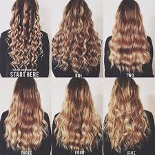 wanded hairstyles best 25 curling wand hairstyles ideas on pinterest curling wand