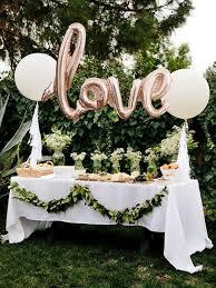 bridal shower decoration ideas greenery bridal shower decoration ideas emmalovesweddings