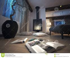 fireplace lounge room royalty free stock images image 35206289