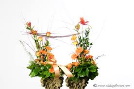 Arrangement Flowers by Cremation U0026 Urn Funeral Flowers Vickies Flowers Brighton Co
