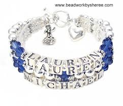 mothers bracelets deployment bracelet jewelry cancer