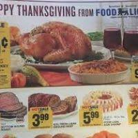 food hours on thanksgiving day 2016 best 2017
