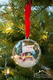 Diy Christmas Ornaments Photos Diy North Pole Ornaments Practically Functional