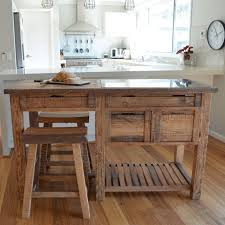 buy a kitchen island reclaimed timber marble kitchen island w stools buy kitchen