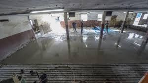 treppe betonieren stallboden betonieren zeitraffer 4k