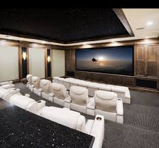Cinetopia Parlor Room by Home Theater Sports Sports Fan Gets Dream Home Theater Hd