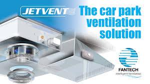 jetvent carpark ventilation system youtube