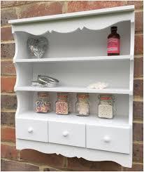 White Shabby Chic Bookcase by White Shabby Chic Wall Shelf Unit Adjustable Shelf Shabby Chic