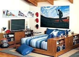 Football Room Decor Boy Bedroom Decor Sports Bedroom Decor Tween Boy Bedroom