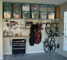 Garage Wall Shelves by 20 Best Ideas About Garage Tips Crafts And Diy Projects For