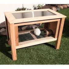 Fox Proof Rabbit Hutches Image Result For Best Outdoor Movable Rabbit Hutch Rabbit Cage