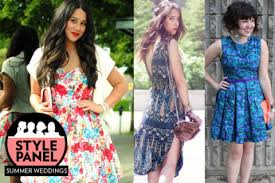 Dresses For A Summer Wedding Style Panel How To Appropriately And Stylishly Dress For A