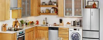 Kitchen Furniture For Small Spaces Haier America