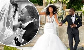 kevin hart wedding kevin hart and eniko parrish ring in anniversary cetusnews