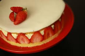recettes hervé cuisine recette du fraisier facile et léger avec hervé cuisine
