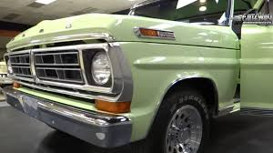 1972 ford f250 cer special 1972 ford f250 sport custom 5784 for sale at gateway cars