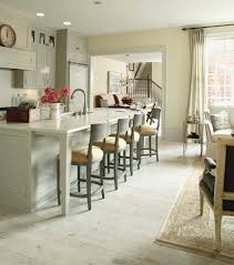standard counter height kitchen traditional with island coffered