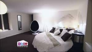decoration chambre avec lit rond visuel 3