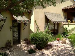 B Q Awnings Window Awnings For Sunny Climate House Around The House