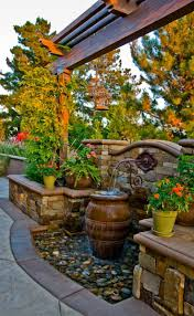 best 25 mediterranean outdoor fountains ideas on pinterest