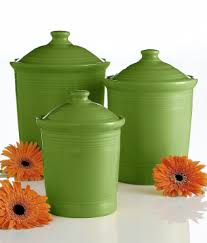 green canister sets kitchen containing with canisters wall image