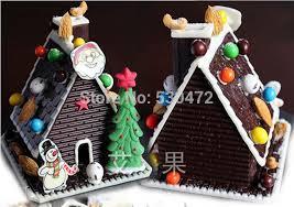 online get cheap christmas gingerbread house aliexpress com