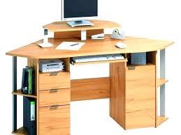 cheap corner computer desk small glass corner computer desk enclosed computer desk corner