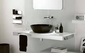 Grey Mosaic Bathroom Bathroom Black And White Design With Contrasts U2013 Fresh Design Pedia