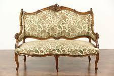 Antique Loveseat Value Loveseat Antique Sofas U0026 Chaises 1900 1950 Ebay