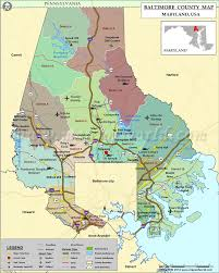Zip Code Map San Jose by Baltimore County Map Maryland