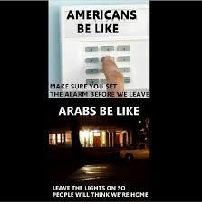 Funny Arab Memes - arabs vs american truest ever omg i m laughing so hard sandra