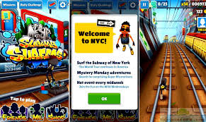 subway surfers hack apk free subway surfers world tour new york apk free