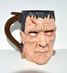 handmade mugs handmade monster mugs for those who like their coffee scary