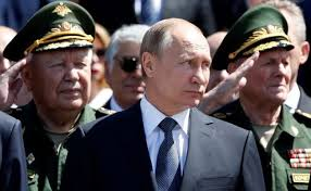 vladimir putin military putin calls for strengthening russia s military nuclear power