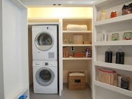 Washer Dryer Enclosure Small Stackable Washer Dryer Combo Invades Every Laundry Room With