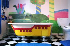 Yellow Bathtub Yellow Submarine Tub