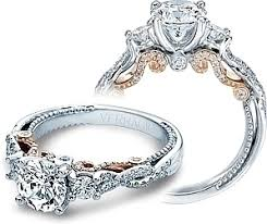 verragio wedding rings verragio three twist engagement ring ins 7074r tt