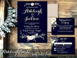 wedding invitations navy navy and white wedding invitations rustic burgundy floral gold