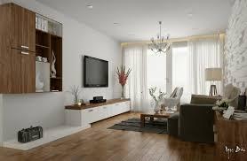 Chateau White Rustic Laminate Flooring White Walnut Living Room Interior Design Ideas