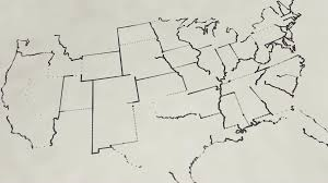 The United States Map by Pencil Sketch Of The United States Map Animation Motion