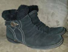womens ankle boots size 9 wide bare traps suede wide c d w boots for ebay
