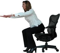 Chair Squat 5 Easy Exercises For Entrepreneurs Guest Post