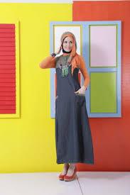 Grosir Gamis Zoya Murah cantiknya gamis casual muslim zoya desain terbaik edisi